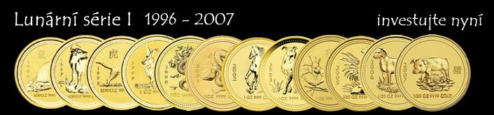 Investiční zlato - Lunární série 1